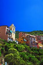slides/IMG_9677 (1).jpg Italy, coast, Cinque Terre, landscape, nature, vista, architecture, Manarola, HDR IVC18 - Cinque Terre - Manarola